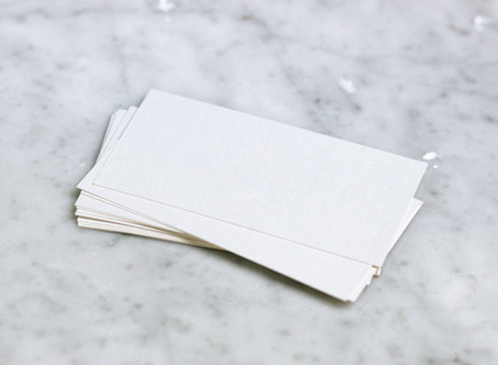 The Case for Business Cards