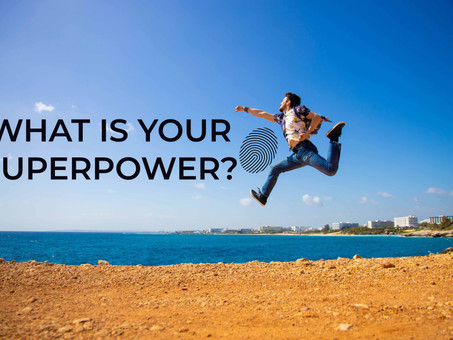 What's Your Super Power?
