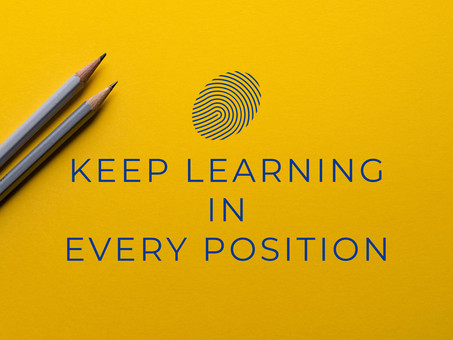 Keep Learning in Every Position