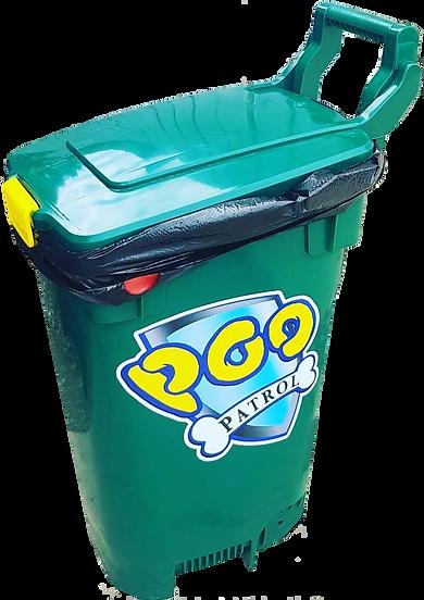 dog poop bucket