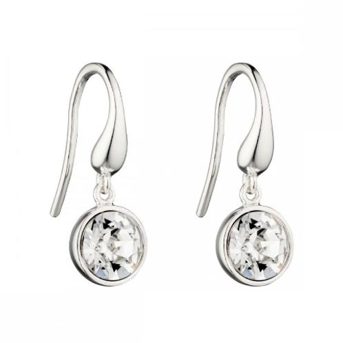 Pure 925 Sterling Silver Earrings