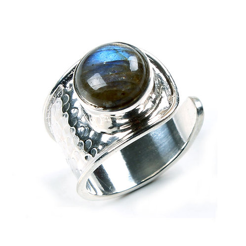 Handcrafted 925 Sterling Silver Ring