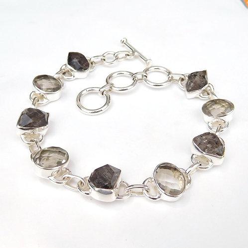 Natural Multistone Bracelet