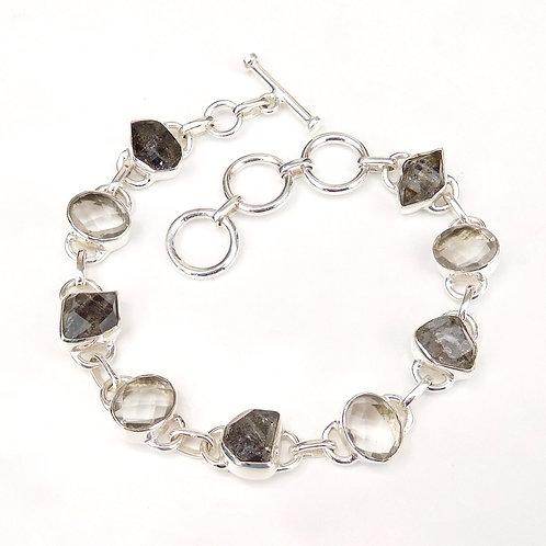 Natural Multi stone Bracelet