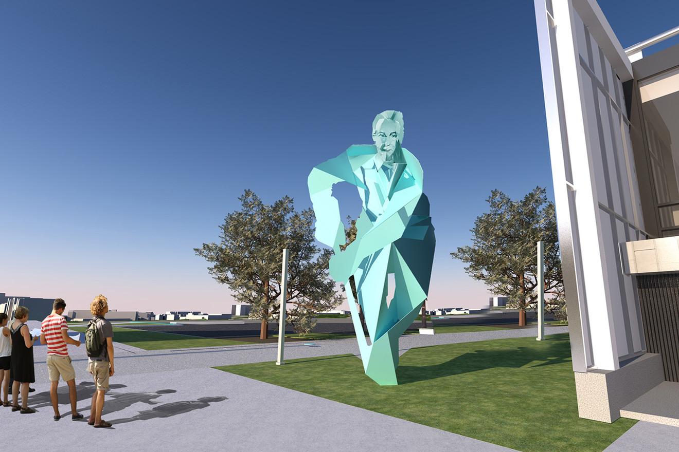 Eric Lapointe sculpteur