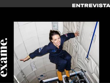 Nova era no espaço: turismo, bilionários e um mercado promissor