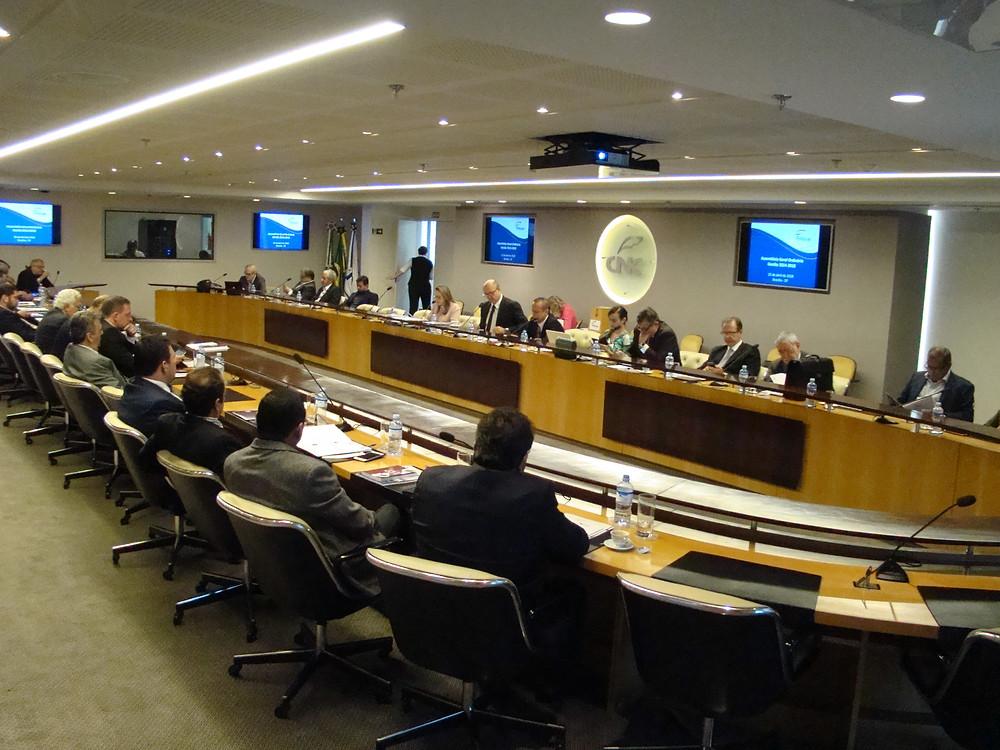 31ª Assembleia Geral Extraordinária da Febrac em Brasília/DF - Foto: Divulgação