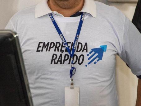 "FECOMERCIO SP encaminha informações a respeito do Programa ""Empreenda Rápido""."