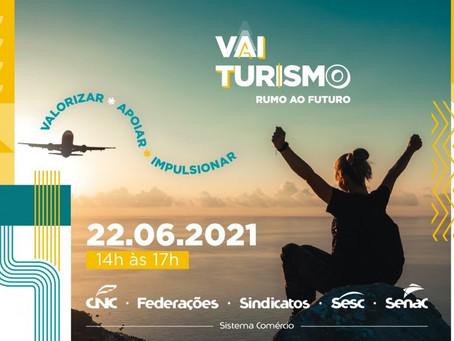 Webinário Vai Turismo - Rumo ao Futuro