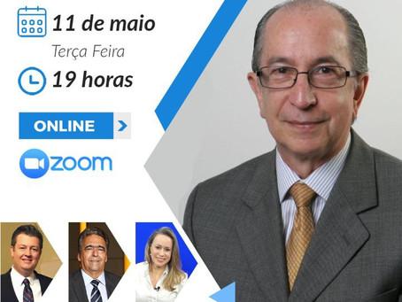 LIVE SOBRE A REFORMA TRIBUTÁRIA ACONTECE NA PRÓXIMA TERÇA-FEIRA, 11