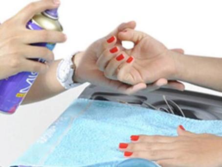 Precisa fazer as unhas? Robôs prometem fazer o papel de manicure
