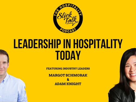 Leadership In Hospitality Today!
