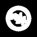 Slick talk round emblem white.png