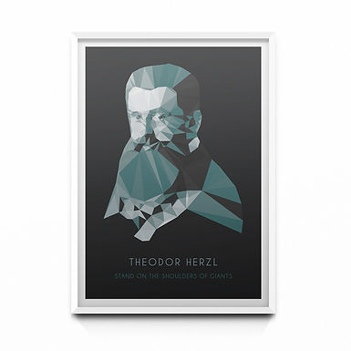 Theodor Herzl - The Giants Series