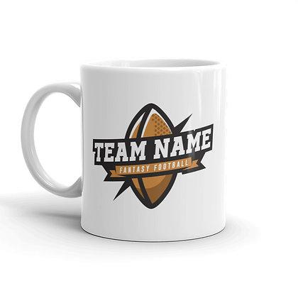 Breakout Coffee Mug - Personalized Text