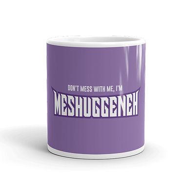 Meshuggeneh Coffee Mug