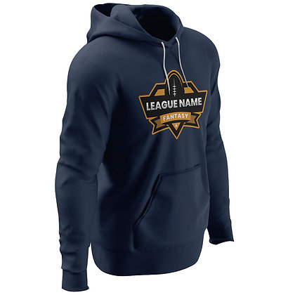 Depth Chart Hoodie - Personalized Text
