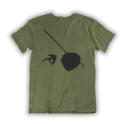 Eye of the tiger (Dayan) - T-shirt