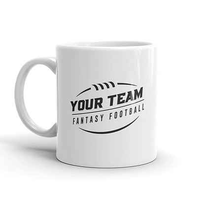 Lineup Coffee Mug - Personalized Text