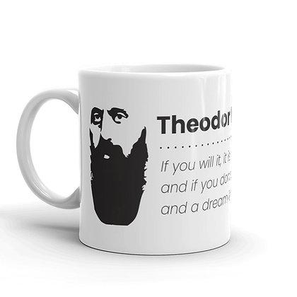 Theodor Herzl Coffee Mug