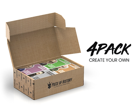 4pack -Custom 4 Figures Set
