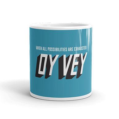 Oy Vey Coffee Mug
