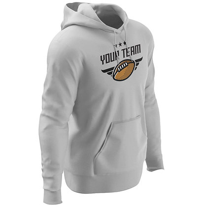 Undroppable Hoodie - Personalized Text