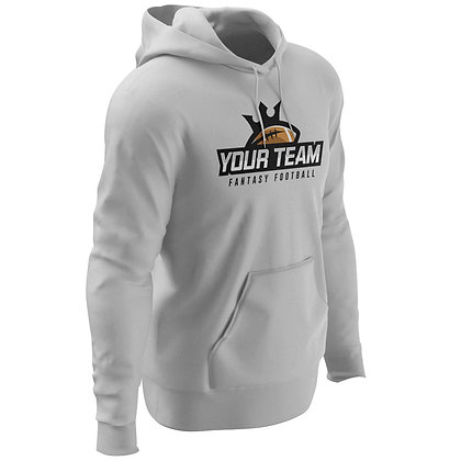 Keeper Hoodie - Personalized Text