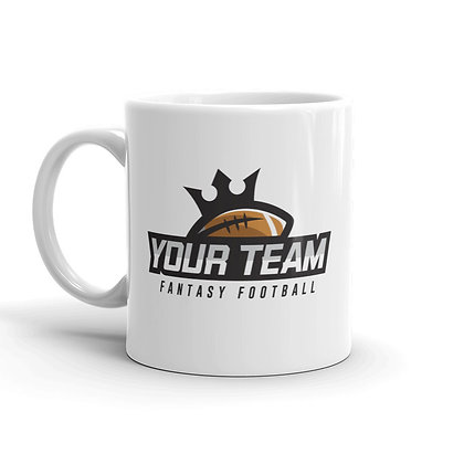 Keeper Coffee Mug - Personalized Text