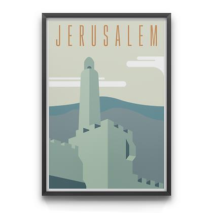 Jerusalem's Tower of David