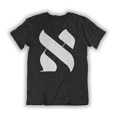 The Aleph Letter - T-shirt