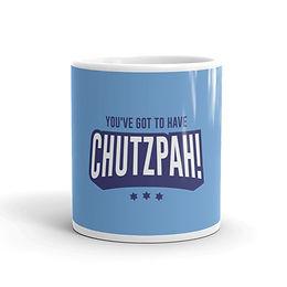 Chutzpah! Coffee Mug