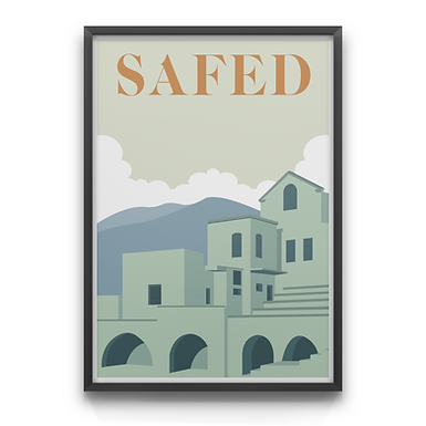 Ancient City of Safed