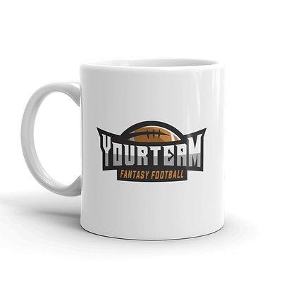 Ghostship Coffee Mug - Personalized Text