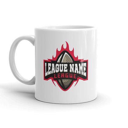 Superflex Coffee Mug - Personalized Text