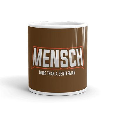 Mensch Coffee Mug