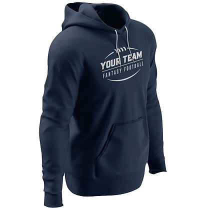 Lineup Hoodie - Personalized Text
