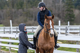 Sandra Sokoloski Equitation Clinic