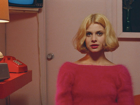"""""""It was easier when I just imagined you"""" - Postcards from Paris, Texas"""