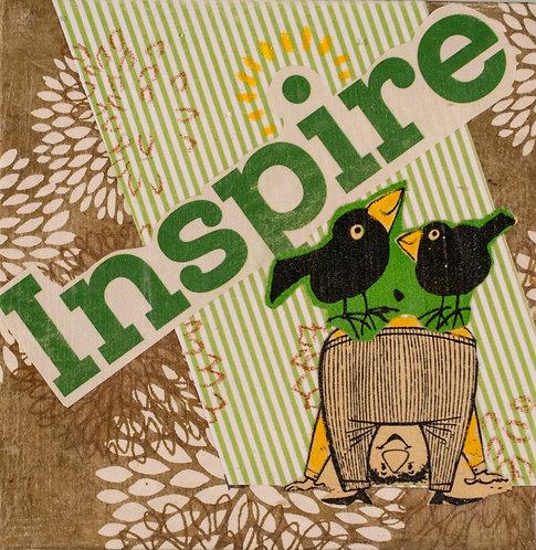 """""""Inspire"""" 4 x4"""