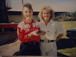 1994 Paringa Balck Stump Showcase