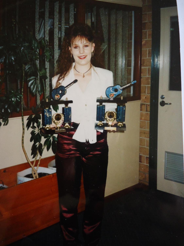 1996 Gawler C.M Festival