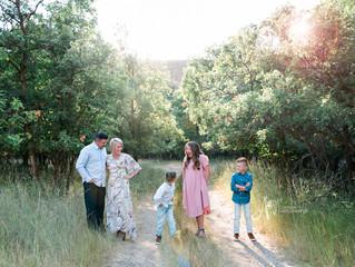 Utah Family Photographer | The Thomas Family