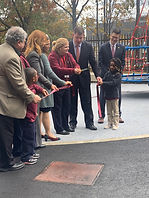 Henry L. Higginson Playground Ribbon-Cutting