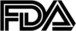 Logo FDA certyfikat bezpieczeństwa