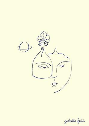 D'humeur Changeante - Original (A4)