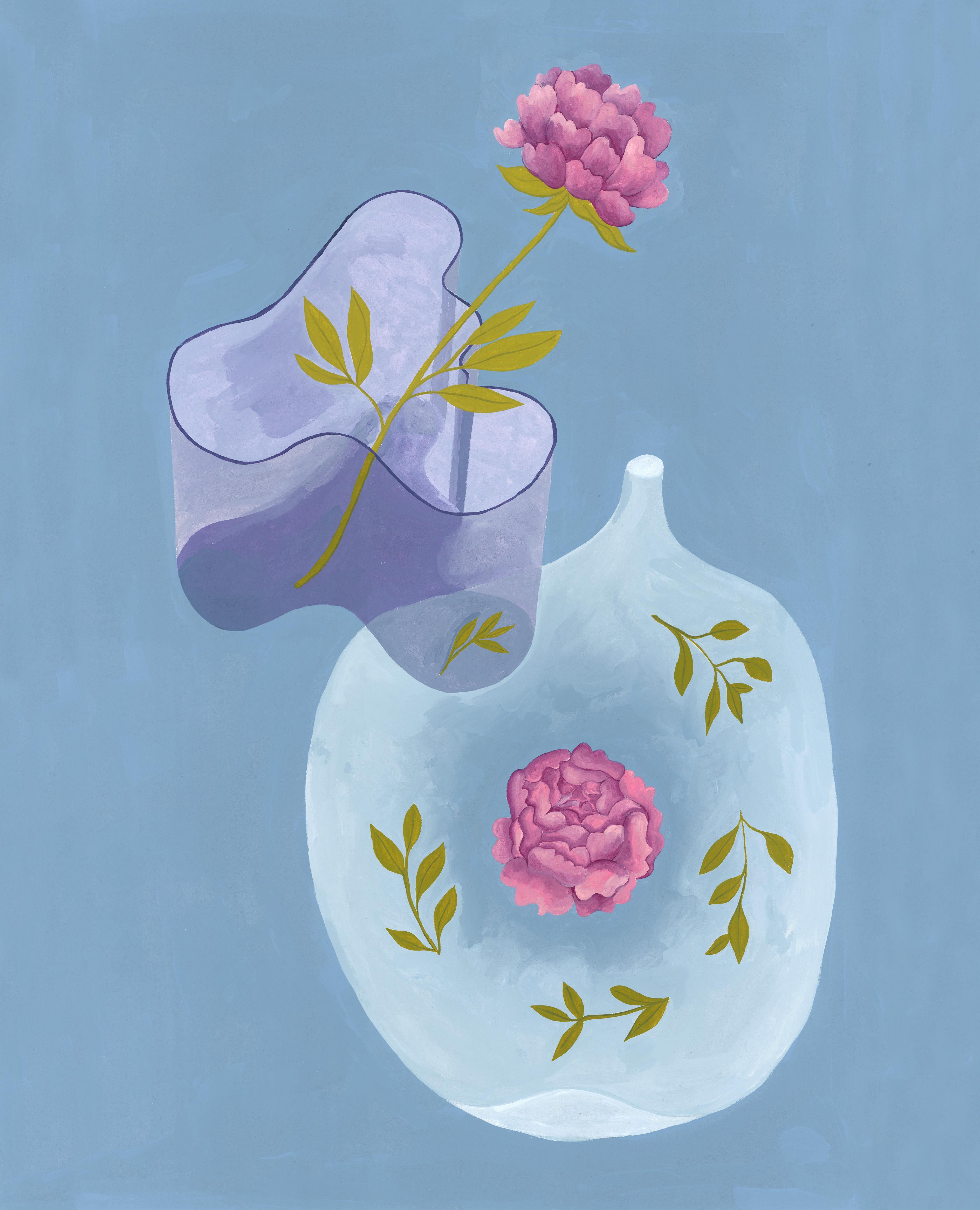 Alvar Aalto vase + Potion