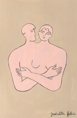 Always Gentle by Isabelle Feliu