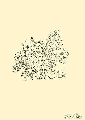 Camouflage - Original (A4)