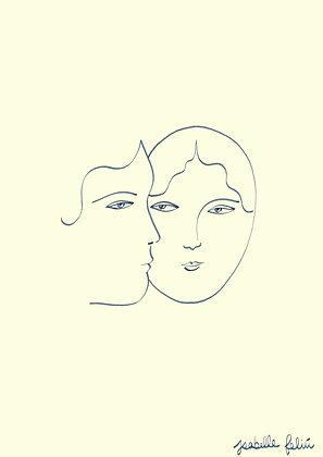 Secrets - Original (A4)